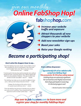 The Fabric Shop Network