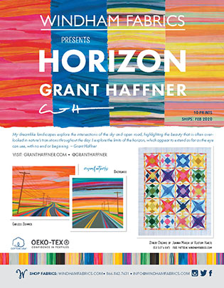 Windham Fabrics - Horizon