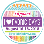 I Love Fabric Days