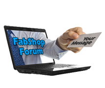 FabShop Forum / Chat