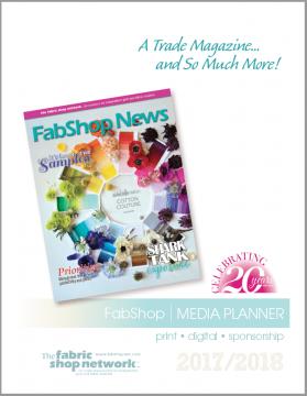 FabShop MEDIA PLANNER