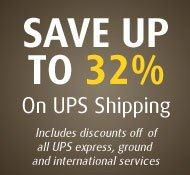 UPS Save Up to 32%