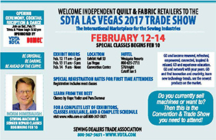 Sewing Dealers Trade