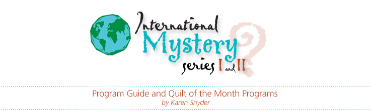 International Mystery Series