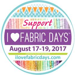 I Love Fabric Days