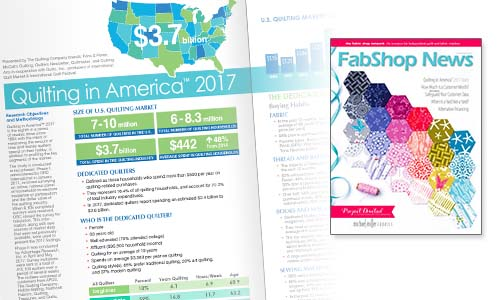 FabShop News Issue 121