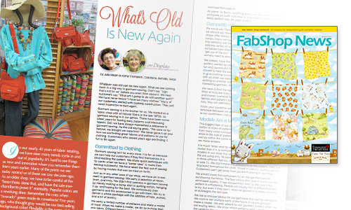 FabShop News Issue 120