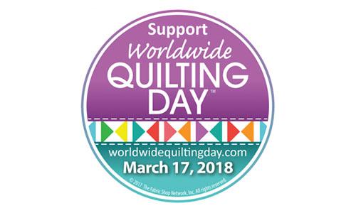 Worldwide Quilting Day