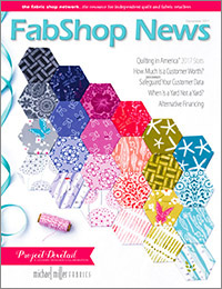 FabShop News Magazine Issue 121