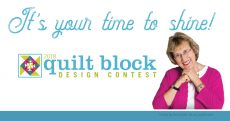 AccuQuilt 2018 Quilt Block Design Contest