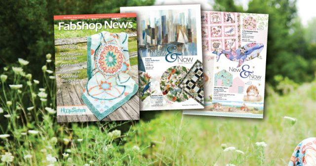FabShop News Magazine Issue 132