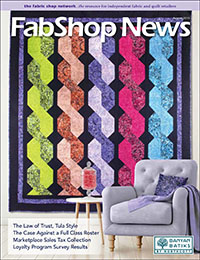 FabShop News Magazine Issue 131