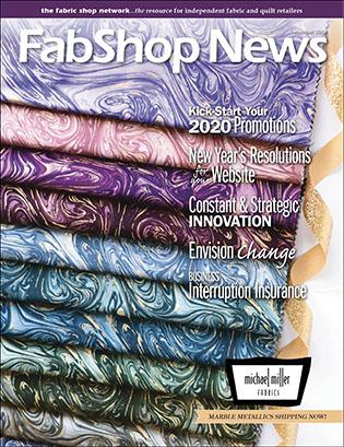 Michael Miller Fabrics Cover