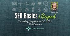 Live Webinar: SEO Basics & Beyond